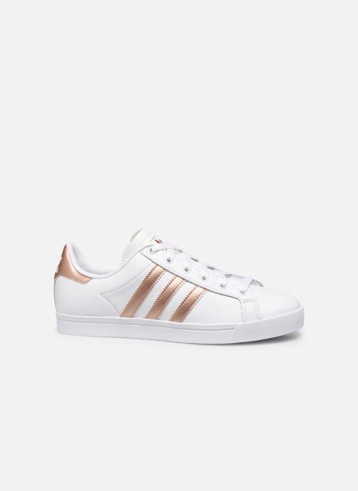 adidas Coast Star W shoes white copper