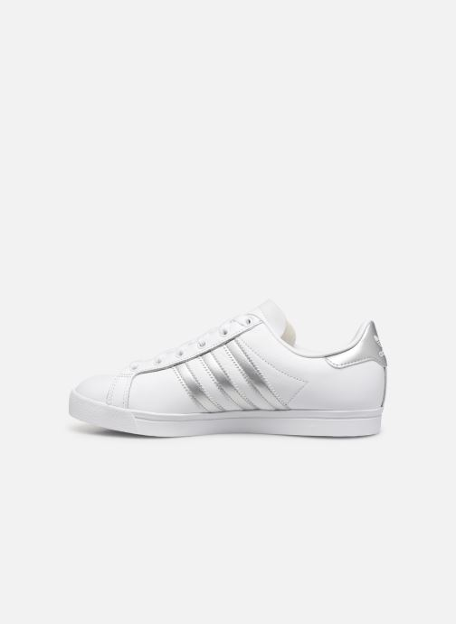 Sneakers adidas originals Coast Star W Wit voorkant