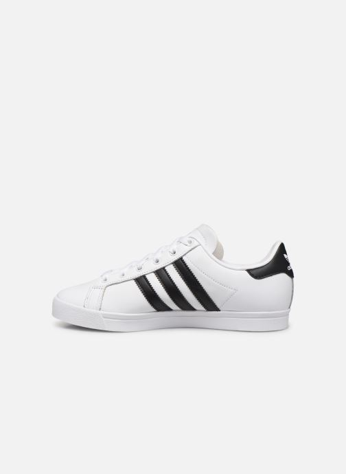 Sneakers adidas originals Coast Star W Wit voorkant