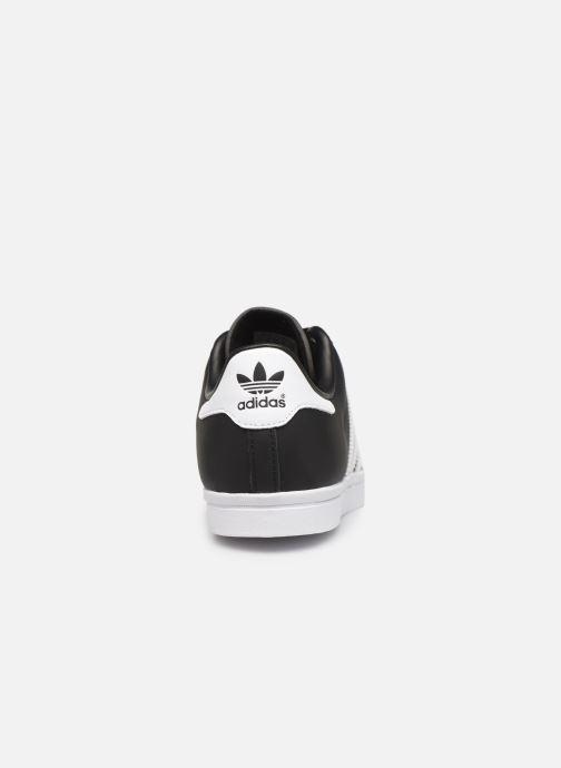 Sneakers adidas originals Coast Star W Zwart rechts
