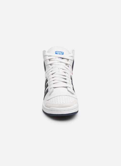 Sneakers adidas originals Top Ten Hi Bianco modello indossato