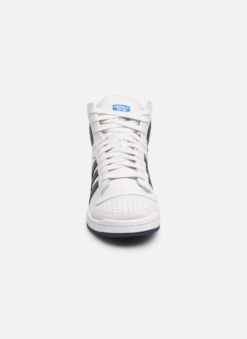 Sneaker adidas originals Top Ten Hi weiß schuhe getragen