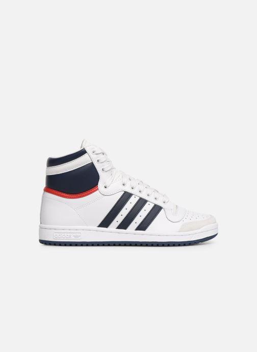 Baskets adidas originals Top Ten Hi Blanc vue derrière