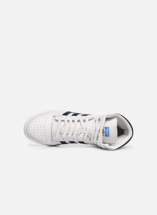 Trainers adidas originals Top Ten Hi White view from the left