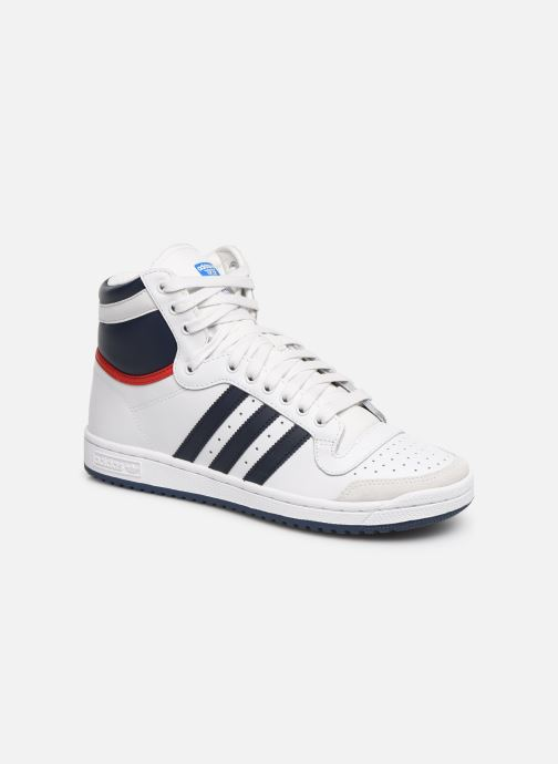 Trainers adidas originals Top Ten Hi White detailed view/ Pair view