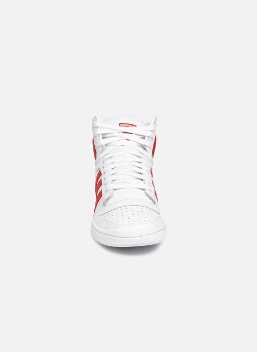 Trainers adidas originals Top Ten Hi White model view