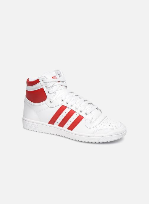 Trainers adidas originals Top Ten Hi White detailed view/ Pair view