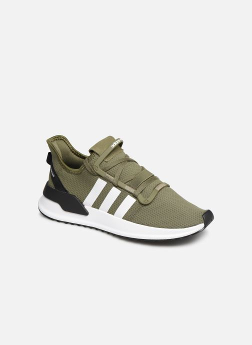 Trainers adidas originals U_Path Run Green detailed view/ Pair view