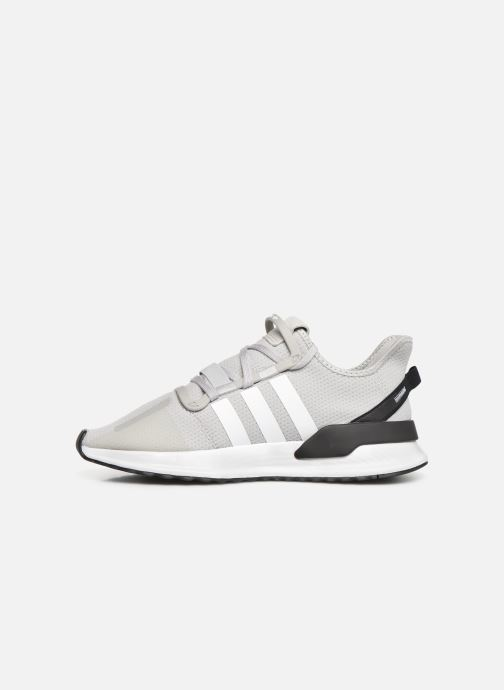 Sneakers adidas originals U_Path Run Grijs voorkant