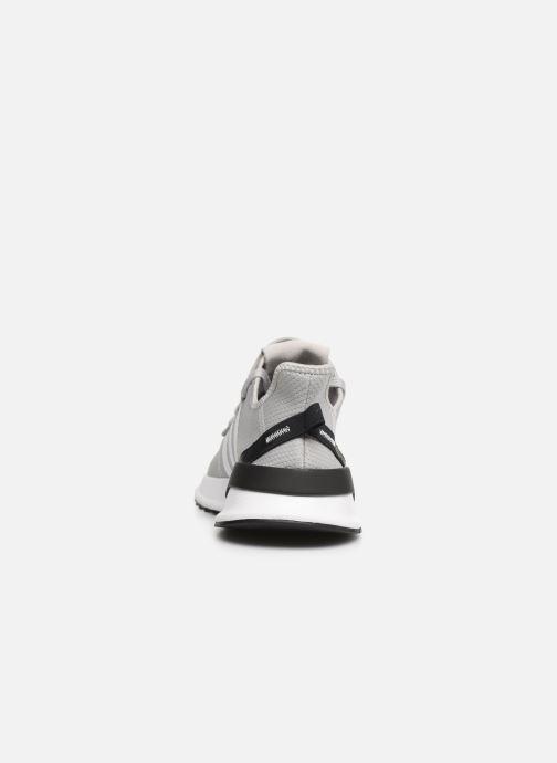Sneaker adidas originals U_Path Run blau ansicht von rechts