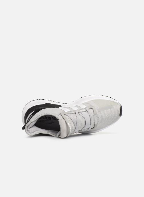 Sneaker adidas originals U_Path Run blau ansicht von links