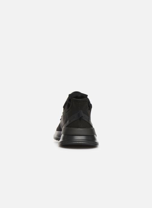 Baskets adidas originals U_Path Run Noir vue droite