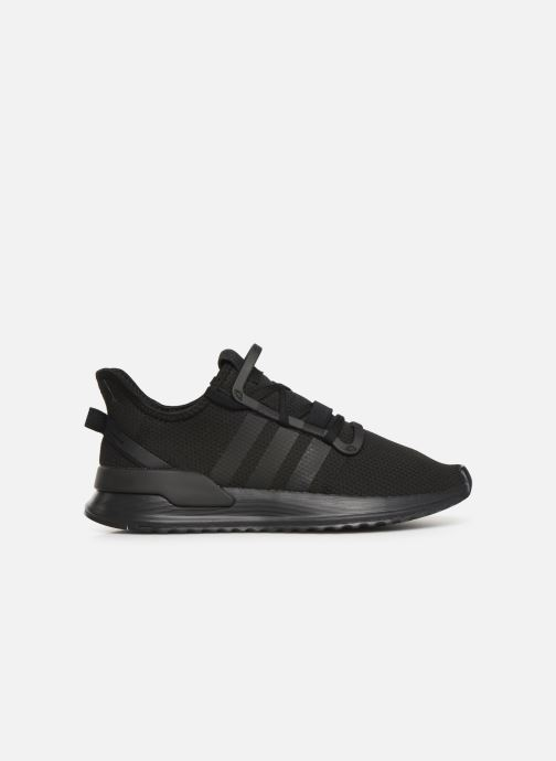 Sneaker adidas originals U_Path Run schwarz ansicht von hinten