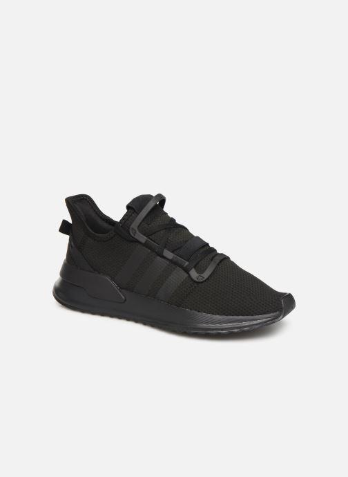 Sneaker adidas originals U_Path Run schwarz detaillierte ansicht/modell