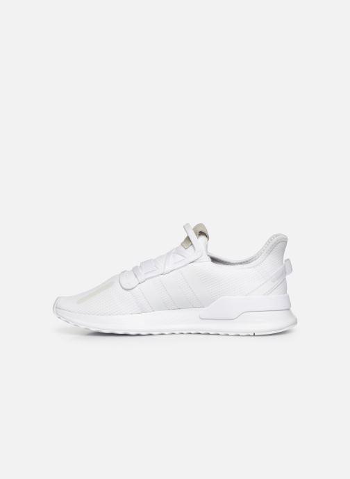Sneaker adidas originals U_Path Run weiß ansicht von vorne