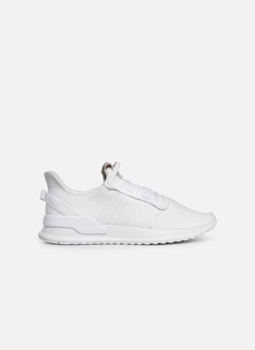 Sneaker adidas originals U_Path Run weiß ansicht von hinten
