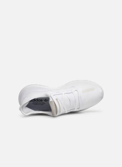 Baskets adidas originals U_Path Run Blanc vue gauche