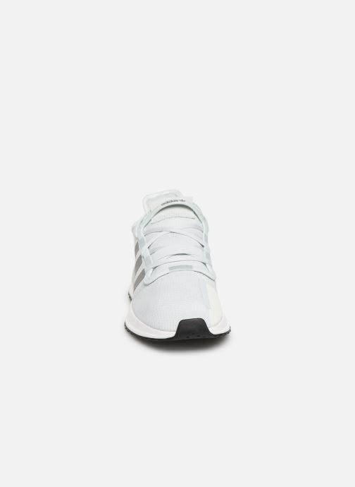 Trainers adidas originals U_Path Run Blue model view