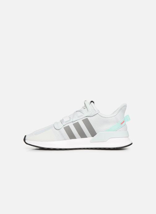 Sneakers adidas originals U_Path Run Blå se forfra
