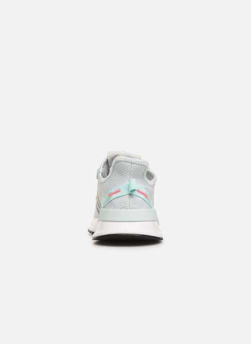 Sneakers Adidas Originals U_Path Run Blå Bild från höger sidan
