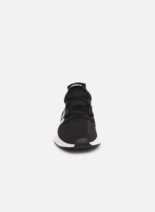 Trainers adidas originals U_Path Run Black model view