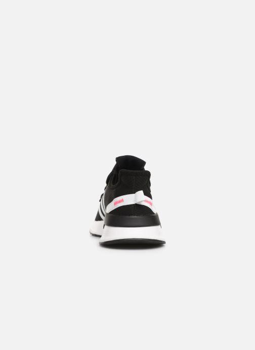 Sneakers adidas originals U_Path Run Svart Bild från höger sidan