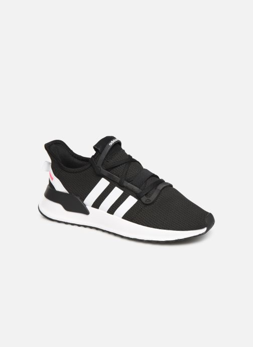 72ac4f7edc6e Sneakers adidas originals U Path Run Sort detaljeret billede af skoene