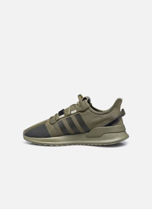 Deportivas adidas originals U_Path Run Gris vista de frente