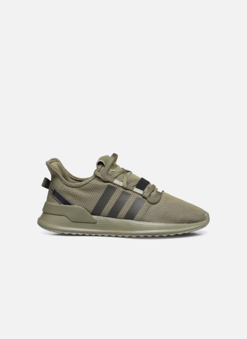 Deportivas adidas originals U_Path Run Gris vistra trasera