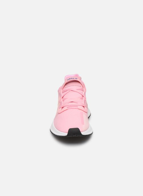 Sneaker adidas originals U_Path Run W rosa schuhe getragen