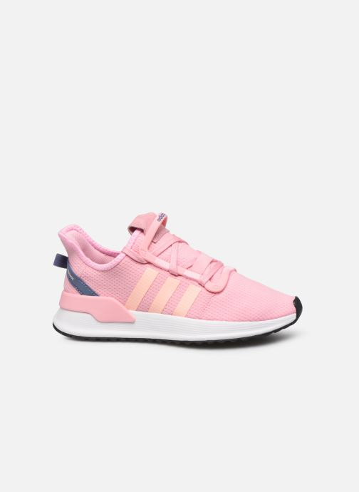 Sneakers adidas originals U_Path Run W Rosa bild från baksidan