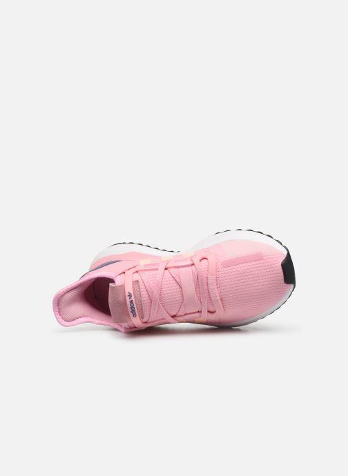 Sneaker adidas originals U_Path Run W rosa ansicht von links