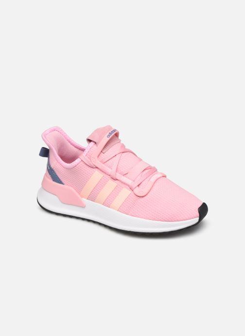 Sneakers adidas originals U_Path Run W Rosa detaljerad bild på paret