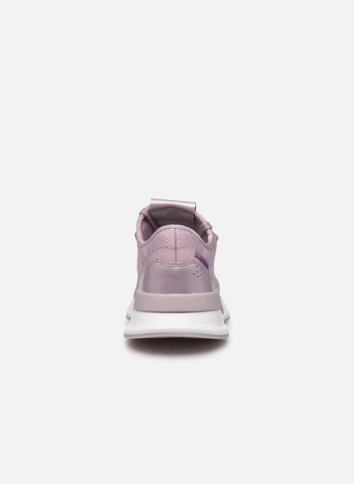 Sneaker adidas originals U_Path Run W rosa ansicht von rechts