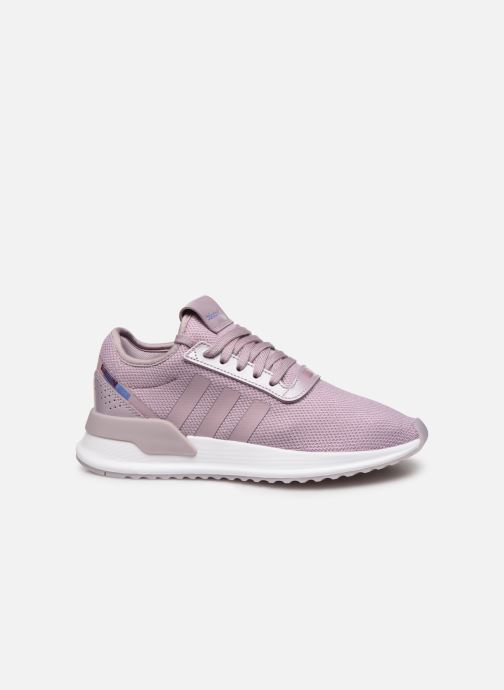 Baskets adidas originals U_Path Run W Rose vue derrière