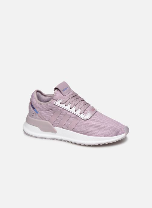 Baskets adidas originals U_Path Run W Rose vue détail/paire