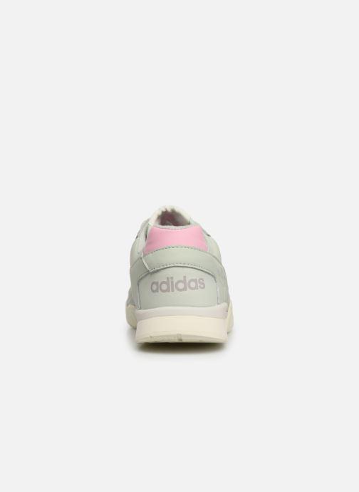 Sneaker adidas originals A.R. Trainer grün ansicht von rechts