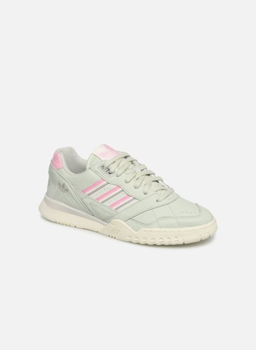 Sneakers adidas originals A.R. Trainer Groen detail