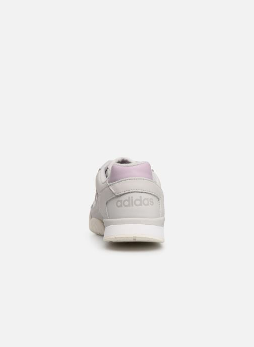 Sneakers adidas originals A.R. Trainer W Grigio immagine destra
