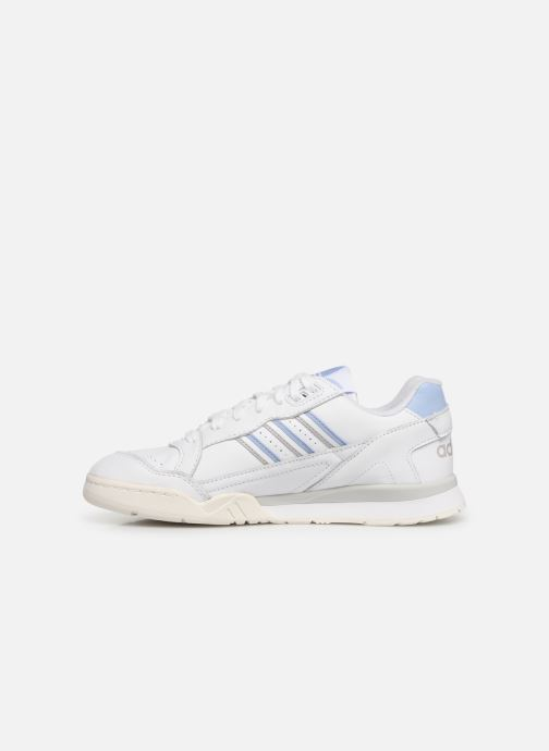 Baskets adidas originals A.R. Trainer W Blanc vue face