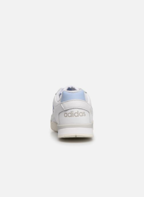 Baskets adidas originals A.R. Trainer W Blanc vue droite