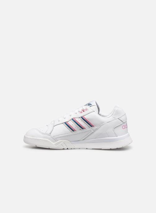 Sneaker adidas originals A.R. Trainer W weiß ansicht von vorne