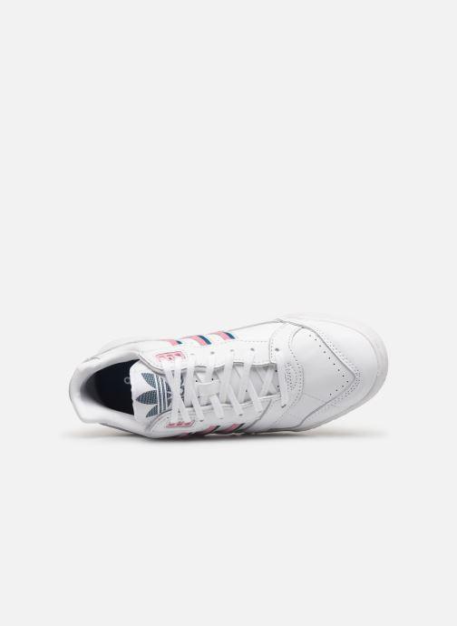 Sneaker adidas originals A.R. Trainer W weiß ansicht von links
