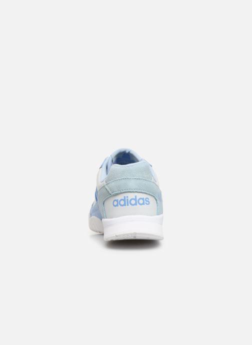 Baskets adidas originals A.R. Trainer W Bleu vue droite