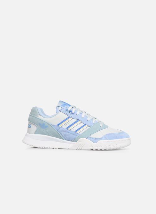 Sneakers adidas originals A.R. Trainer W Blauw achterkant