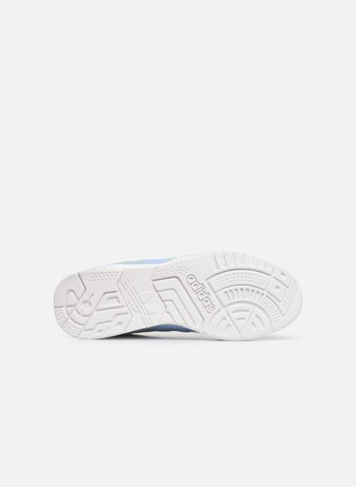 Baskets adidas originals A.R. Trainer W Bleu vue haut