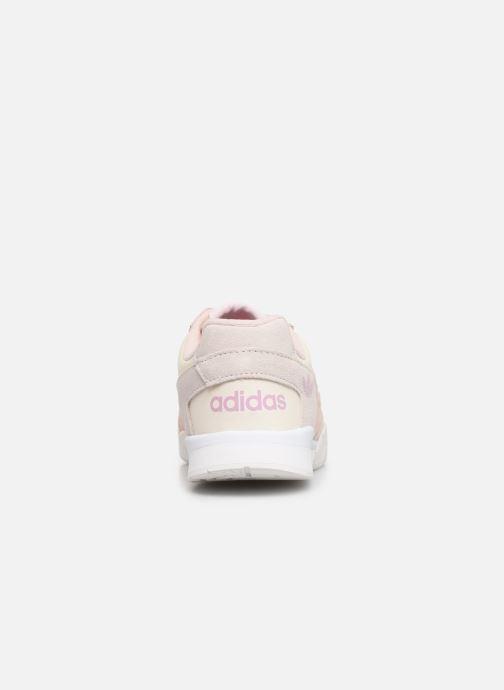 Sneaker adidas originals A.R. Trainer W rosa ansicht von rechts