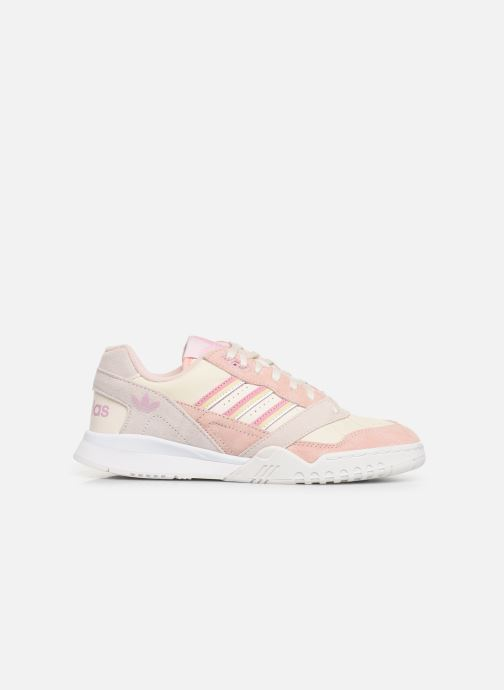 Baskets adidas originals A.R. Trainer W Rose vue derrière