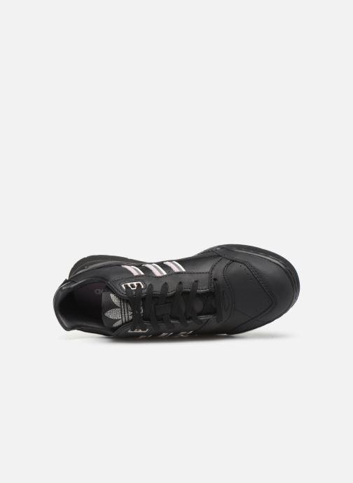 Baskets adidas originals A.R. Trainer W Noir vue gauche