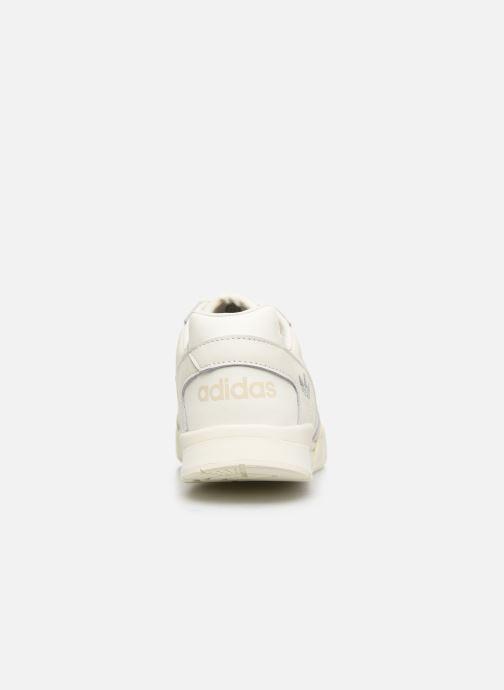 Baskets adidas originals A.R. Trainer W Blanc vue droite